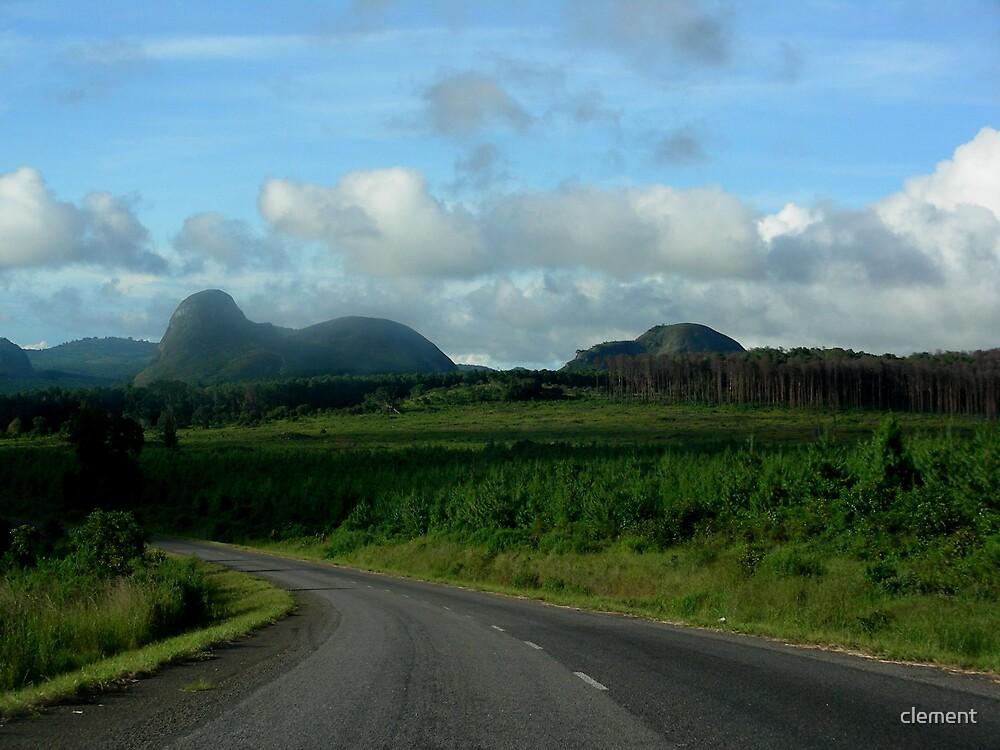 mulanje landscpes by clement