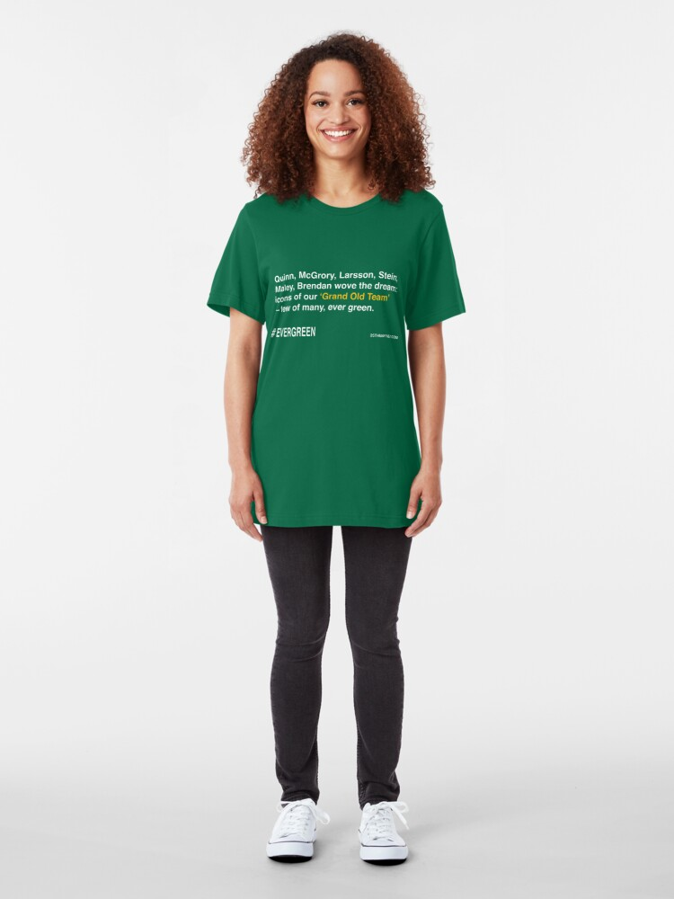 Alternate view of Ever Green Slim Fit T-Shirt