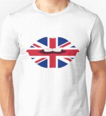 Brittish Lips T-Shirt