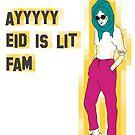 FRESH Eid Card 4 by Banarn