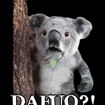 Surprised Koala Meme  by HeadOut