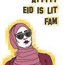 FRESH Eid Card 5 by Banarn