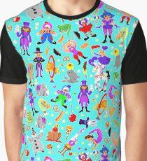 Big Circus Graphic T-Shirt