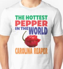 CAROLINA REAPER - THE HOTTEST PEPPER IN THE WORLD T-Shirt