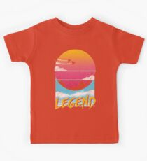 Legend Distressed Design Kids Clothes