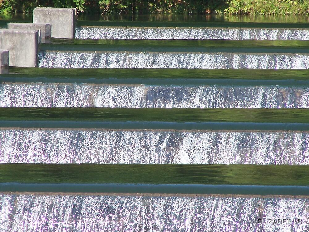 tn water dam by ELIZABETH B