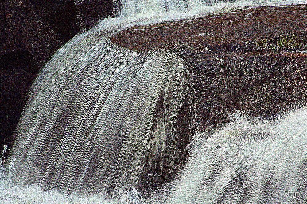 Waterfall 23 by Kenart