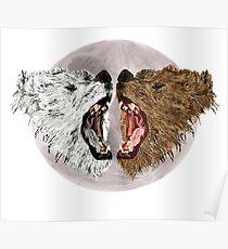 Roar Off Poster