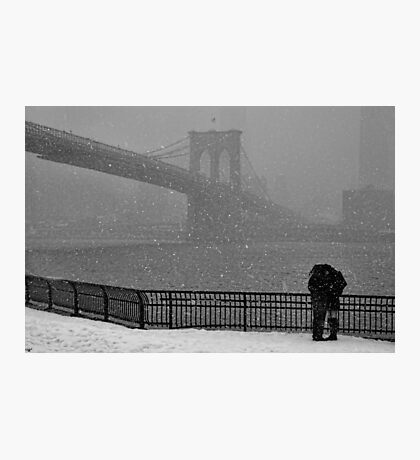 Winter Romance Photographic Print