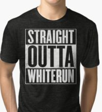 Skyrim - Straight Outta Whiterun Tri-blend T-Shirt