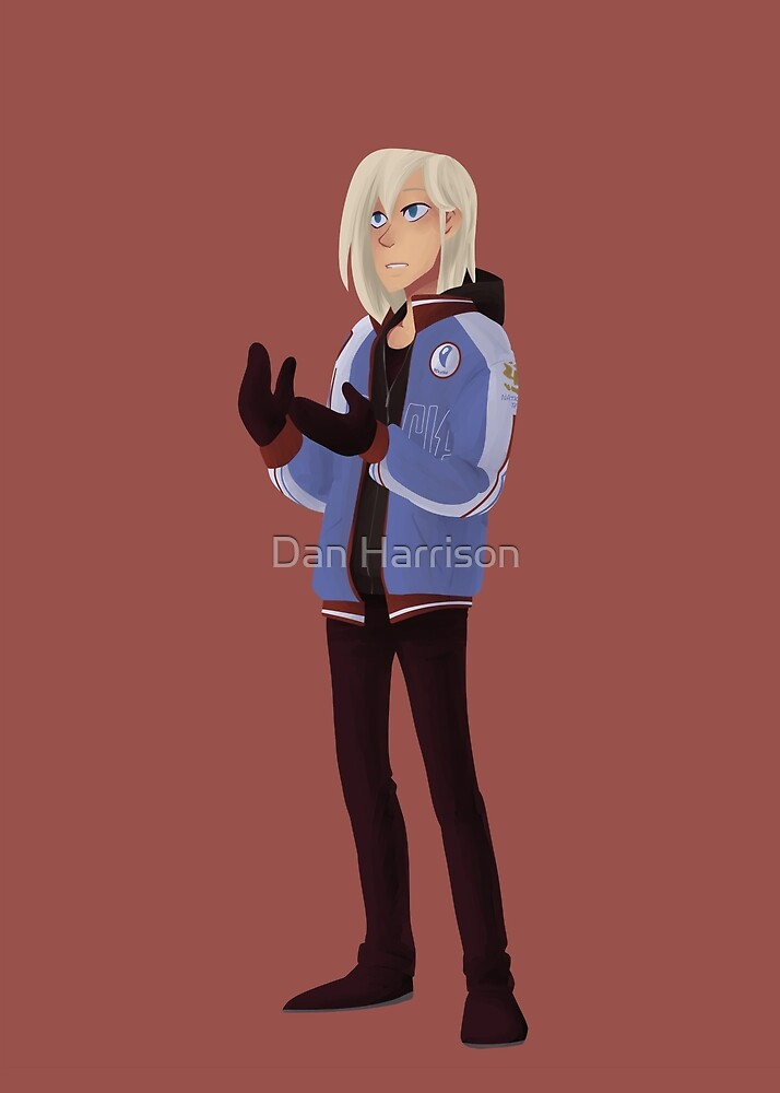 Yurio by Jordan Harrison