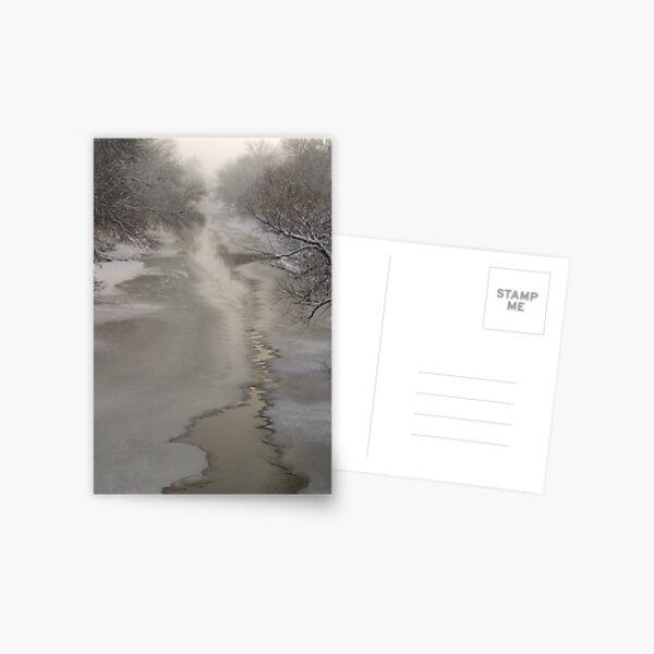Vermillion River Postcard