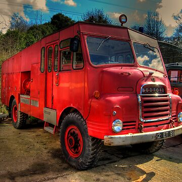 Fire Truck by neoquaid