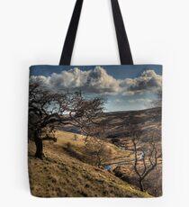 Dark Peak Tote Bag