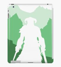 Dragonborn - Green iPad Case/Skin