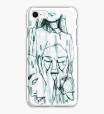 Let Them Rain iPhone Case/Skin