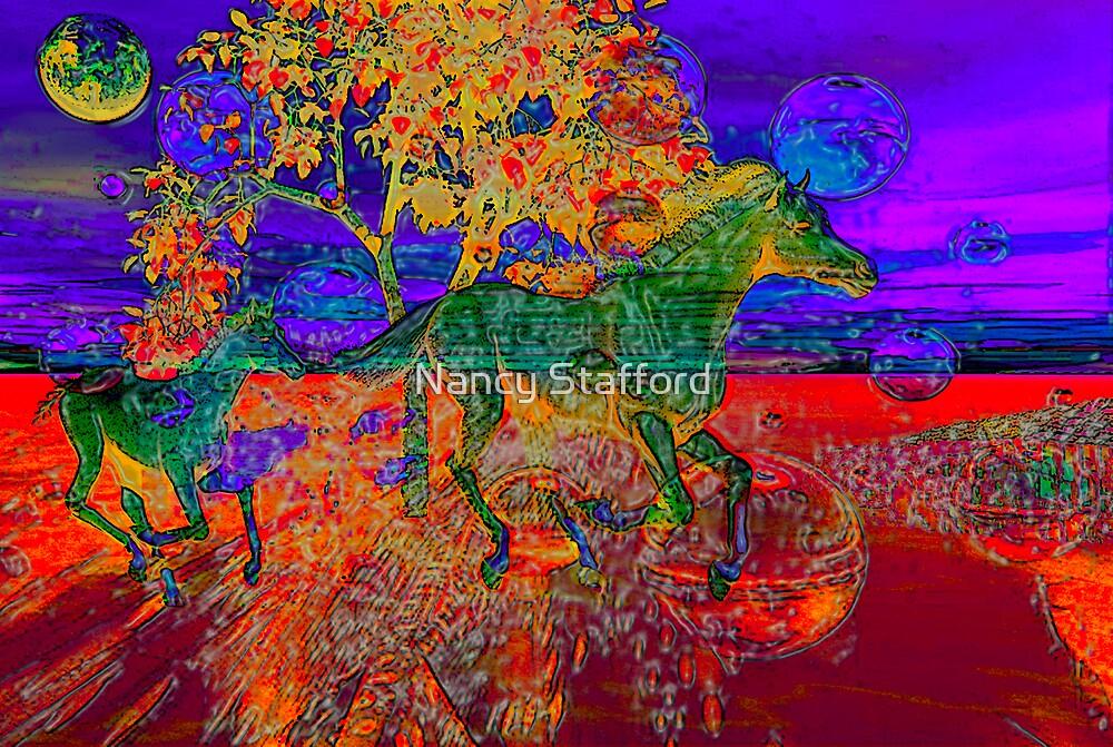 Wild  by Nancy Stafford