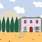 Culturedarm French House by culturedarm
