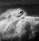 Pipeline Surfer 17 by Alex Preiss