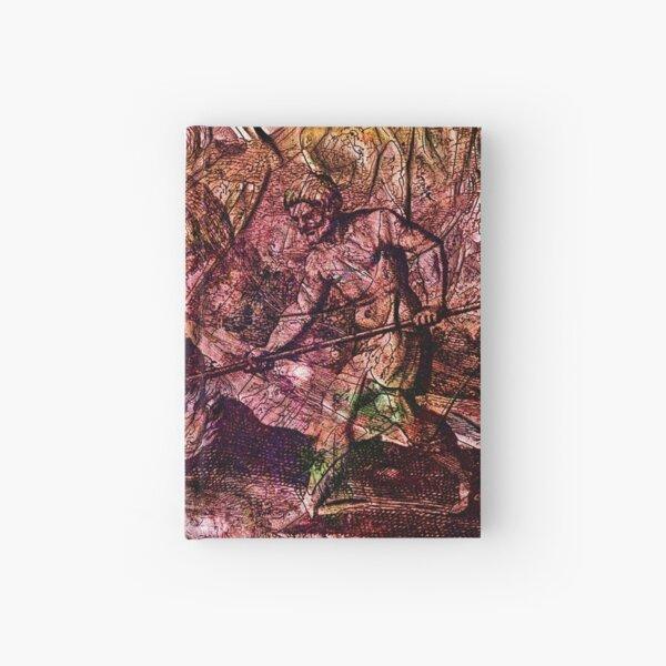 Alchemical Fire - Salamander Hardcover Journal