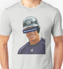 You've Been Served - Aaron Judge  T-Shirt
