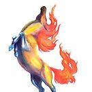 Fire Horse 2 by RavensLanding