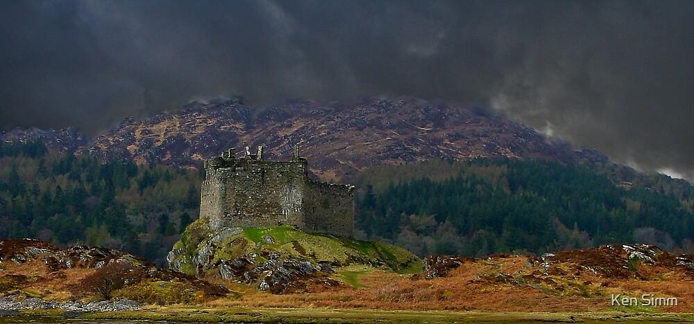Castle Tiorham 2 by Kenart