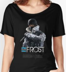 R6 - Frost Operator Women's Relaxed Fit T-Shirt