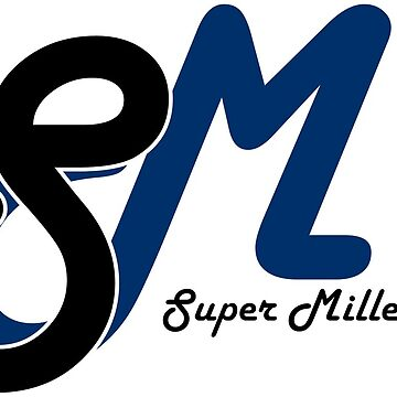 Super Millennion Logo 3 Alternate by Millennion