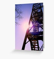 Architectural Achievements Greeting Card