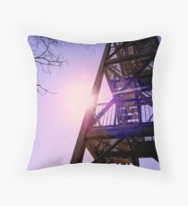Architectural Achievements Throw Pillow