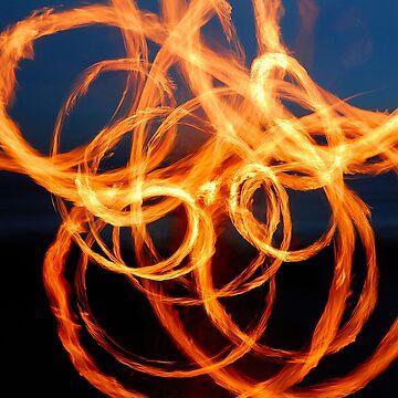fire poi9 by zacco