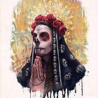 Catrina - The Skull Girl by Carlos Tato
