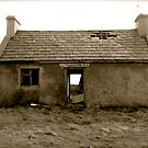 old, empty and weathered by Rebs O