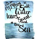 The Sea by RavensLanding
