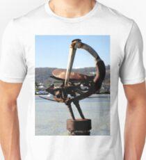 Sea Bird Sculpture, Merimbula,NSW,Australia 2011 T-Shirt