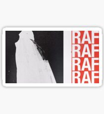 RAF ASAP Sticker