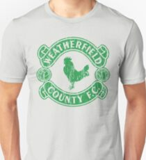 Weatherfield County FC - distressed T-Shirt