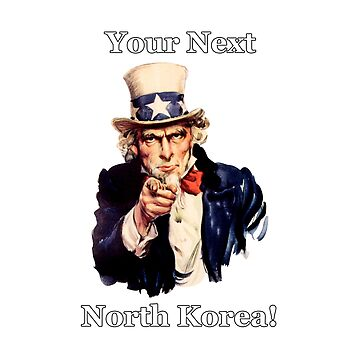 Your Next North Korea! by upyoursnk