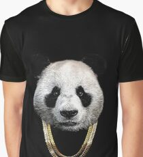 Panda_Large Graphic T-Shirt
