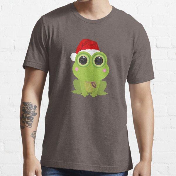 Christmas Frog Essential T-Shirt