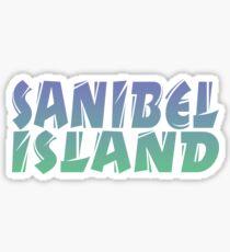 Sanibel Island Sticker