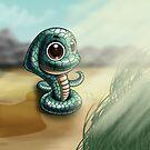 Big-Eyed Cobra Cutie by treasured-gift