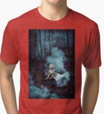 FOGGY  Tri-blend T-Shirt