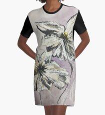 Evening Primrose Graphic T-Shirt Dress