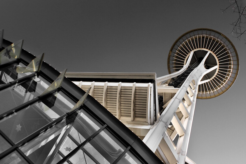 Seattle Washington by rutger