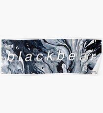 Blackbear Marble Poster