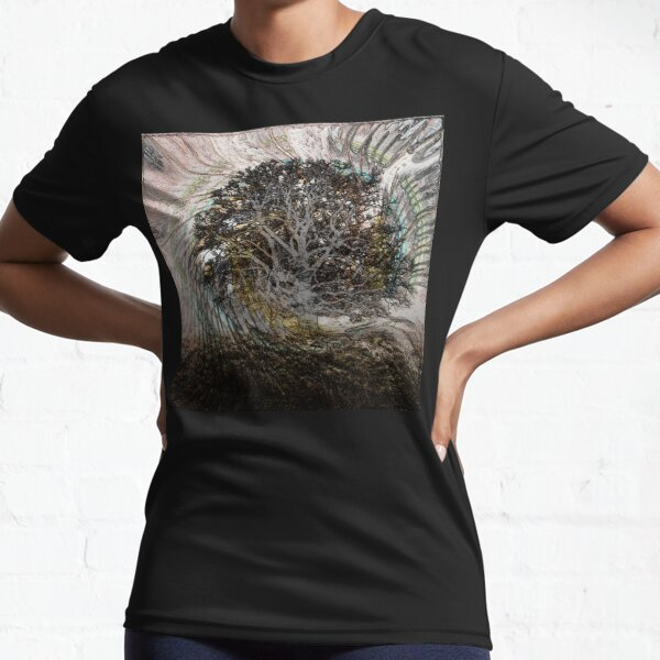 World Trees 5 Active T-Shirt