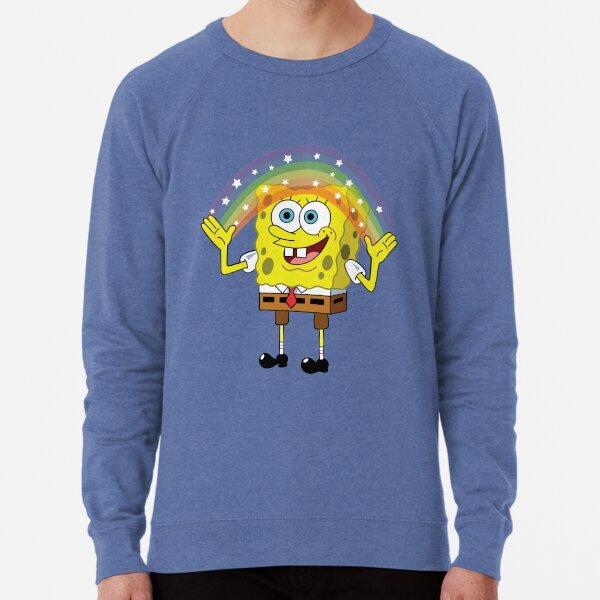 Spongebob Imagination Lightweight Sweatshirt