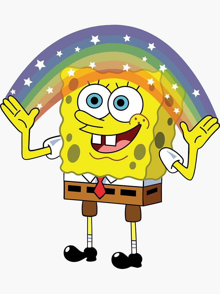 Spongebob Imagination by kirkdstevens